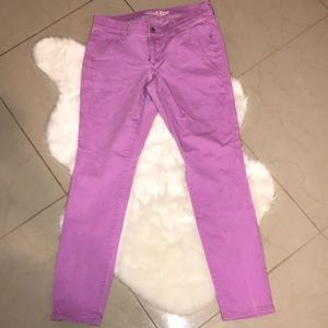 OLD NAVY Lilac Jeans